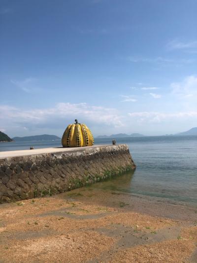 南あわじ・徳島・香川直島ぶらり日帰りドライブ−うずしおと直島アート−