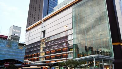 NEWoMan横浜 + JR横浜タワー + JR横浜鶴屋町ビル を散策☆