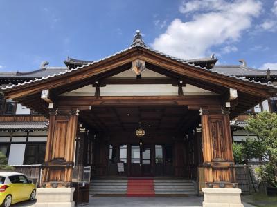 UA特典で高知&奈良、1泊2日一人旅:奈良、ちょこっと大阪編