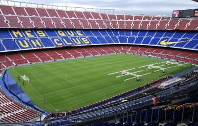 Spain Barcelona * カンプノウ~ランブラス通り~サッカー観戦