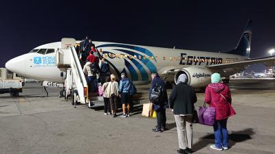 2020年 カイロ・ルクソール と オマケ の旅【 その② 】