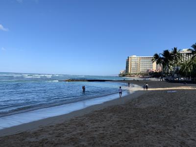 Hilton3泊招待券で6泊8日のハワイ旅行 2日目