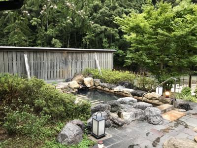 2020年6月、久々の遠出で十津川温泉に行ってみた①(伊丹空港から吉野山を経由して十津川まで)