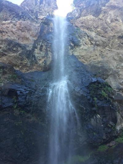 コロラド州 トレジャー滝