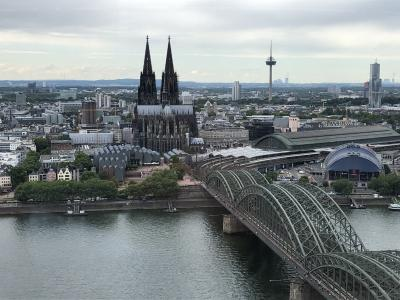 ゴシック建築最大の世界遺産!ケルン大聖堂