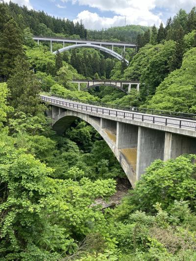 福島県 アーチ3橋(兄)弟