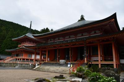 比叡山延暦寺、西塔伽藍
