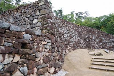 20200710-3 屋島 屋嶋城跡城門とか、獅子の霊巌へ見晴らしに…雨再びですか…