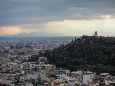 アテネ一日弾丸観光