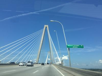 サウスカロライナ州 アーサー ラべネル ジュニア 橋
