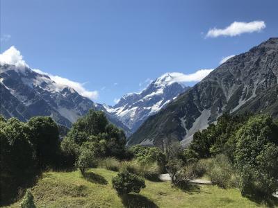 2020ニュージーランド南島周遊⑦~アオラキ・マウントクックトレッキングとテカポの星空