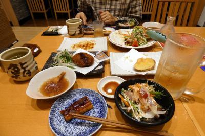 沼津魚がし鮨 三島駅南口店の夕食