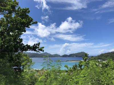 船旅24時間☆ 人生で一度は訪れたい世界遺産の島へひとりっぷ