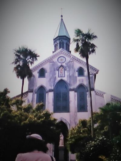 長崎さるく‐1泊2日 大浦天主堂・グラバー園・崇福寺 ☆平和公園~オランダ坂辺りも