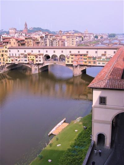 2003 7泊9日 イタリア・スイス旅行② フィレンツェ観光*前編
