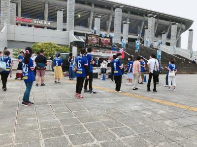 2020J1リーグ第4節ホームvsFC東京戦観戦記
