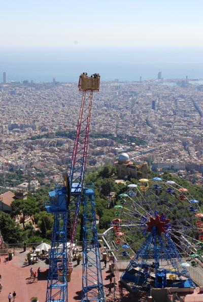 Spain Barcelona * ティビダボの丘~ゴシック地区(旧市街)