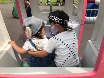【石水亭】息子4歳7ヶ月娘1歳9ヶ月@2020-②