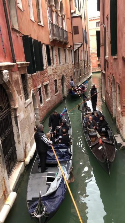 熟年夫婦イタリア・コートダジュール1カ月の旅 ⑯ 旅行21日目 (ミラノ~ベネチア)