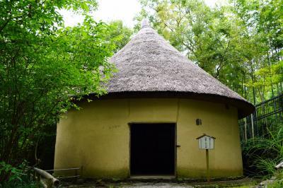 20200712-2 屋島 四国村での散策は、古い建物見ながら、少し山の中ハイキング?