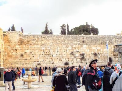 ヨルダン・イスラエルの旅 第6日目 エルサレム滞在 ②