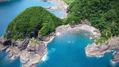 【2020国内】鹿児島へ帰省 ~空撮スポットを求めて南さつま市 坊津町へ~
