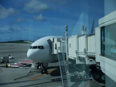 M JUL 2020  真夏の沖縄本島・・・・・①出発