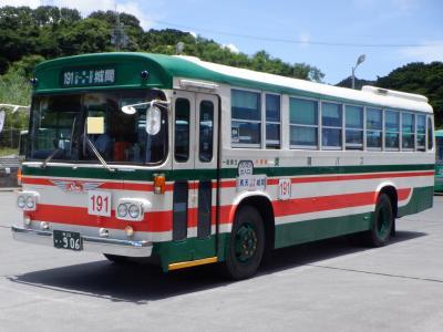 M JUL 2020  真夏の沖縄本島・・・・・③東陽バスの730バス