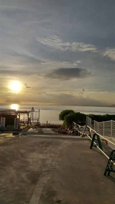 M JUL 2020  真夏の沖縄本島・・・・・⑤瀬底島