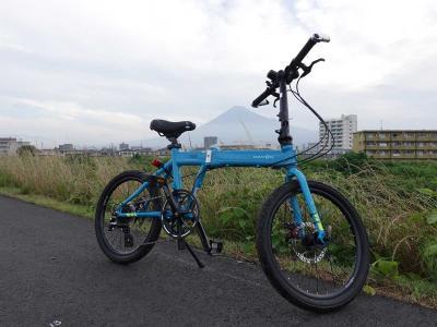 自転車でGO!早朝バージョン =自転車・後編= 2020.06.15