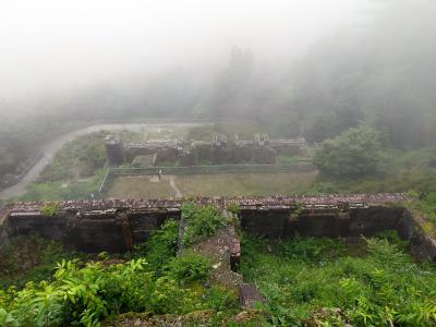 5か月ぶりのJALどこかにマイル 11回目の旅は松山 東洋のマチュピチュ・別子銅山東平と松山・今治城めぐり