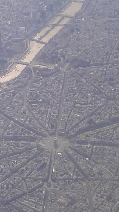 夢は 暮らすように旅したい 還暦すぎて初の海外一人旅  後半パリ編