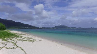 夏!!八重山諸 石垣島米原ビーチでシュノーケリングしました。