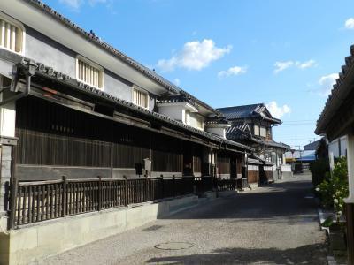 うだつの上がる町/徳島県美馬市脇町◆復興割を使って徳島&高知の滝めぐり《その2》