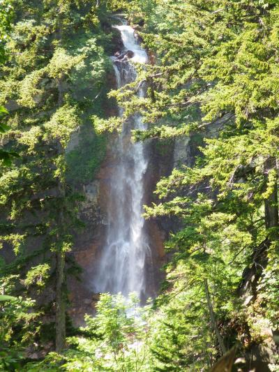 旭岳と十勝岳、さらに東部のトムラウウシ近くまで3泊4日の旅(3)~十勝連峰東側深部