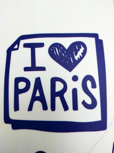 パリ観光記