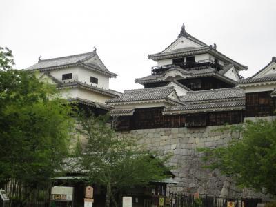 松山城を観光:ドライブ旅.Part 8.