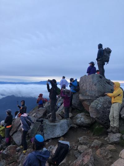 白山登山と信仰の土地を訪ねて