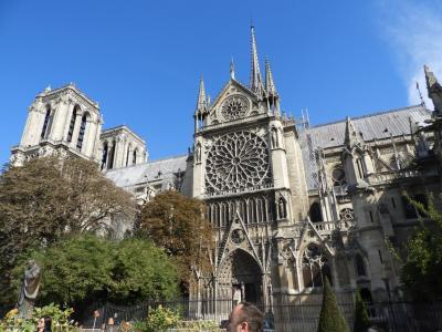 Notre Dame de Paris,  追想。