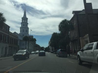 サウスカロライナ州 チャールストン - ブロード ストリート