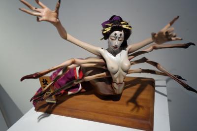 20200716-5 小豆島 妖怪美術館。展示は良いのですが…ちょっと…