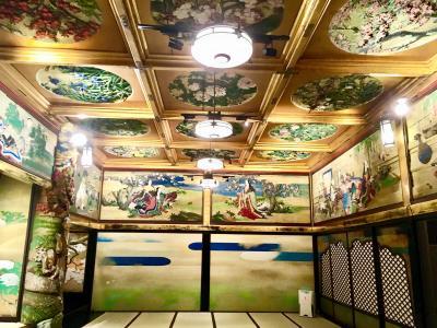東京の御殿??日本の美と技、おもてなしの心を味わうひととき目黒雅叙園「百段階段」