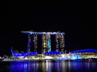 シンガポール 初めての家族旅行