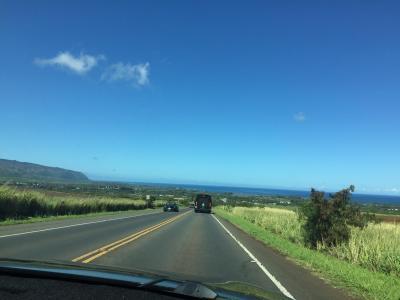 2017'娘とハワイ2人旅♪祝卒業♪3日目