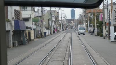 鉄道とおまいり その4 大阪の電車で向かう