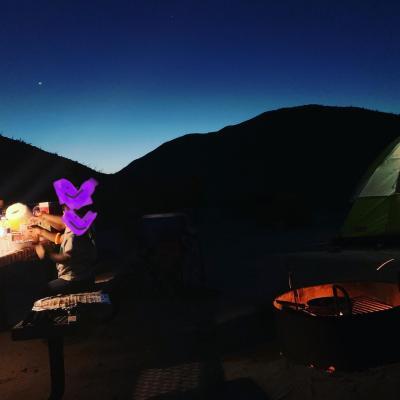 アメリカキャンプ体験記