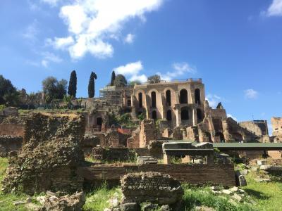 イタリア ① 2017 ローマ*バチカン