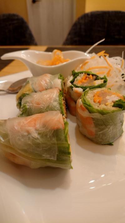 松本城のそばで美味しいタイ料理の店発見!