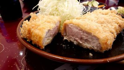 長野県上田駅近くの、最高に美味しい「とんかつ力亭」