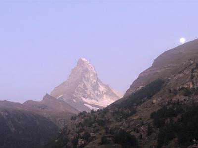 憧れのスイス ひとり旅 ①